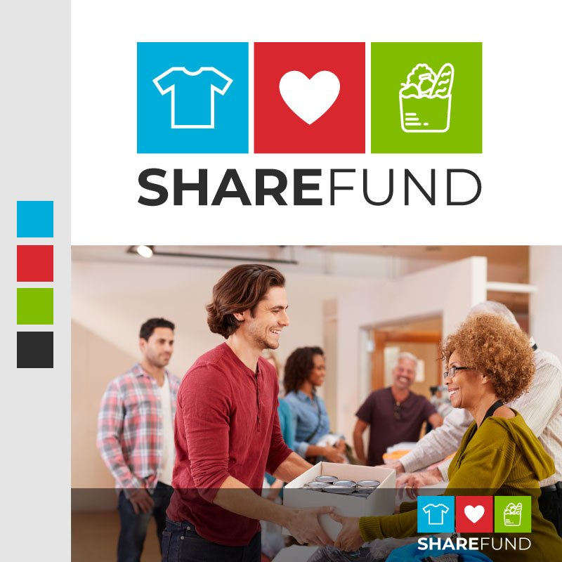 Sharefund Logo Design
