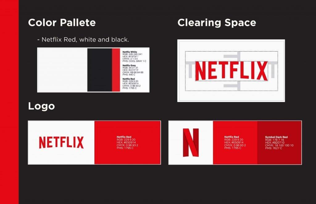 Netflix Brand Guide